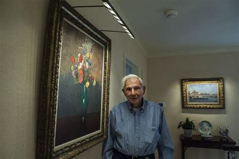 With His Art Now At The Nelson-Atkins, Henry Bloch Puts ...