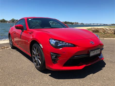 toyota  gts review car review central
