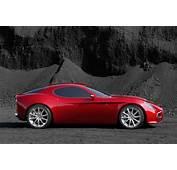 Alfa Romeo 8C  CAR Magazine