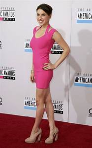 EDEN SHER at 40th Anniversary American Music Awards in Los ...