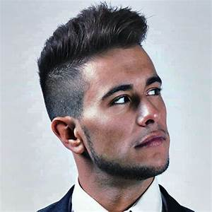 Short Sides Long Top Mens Haircut Hairstyle For Women Man