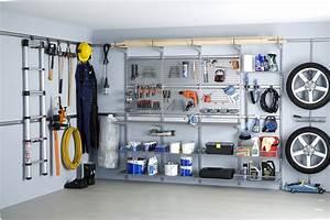 Garage Größe Für 2 Autos : endlich ordnung in der garage mit elfa garage optimal ~ Jslefanu.com Haus und Dekorationen