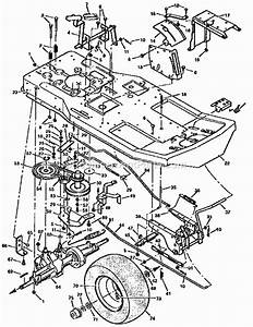 Wiring Diagram Craftsman Model 917255692