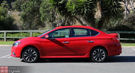 2016 Nissan Sentra by 2016 Nissan Sentra Review Nissan S Compact Goes Premium