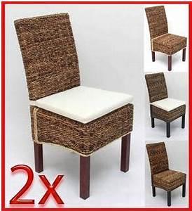 Korbstühle Für Esszimmer : 2 esszimmer korbst hle m69 bali f r 69 90 versandkostenfrei bei ~ Indierocktalk.com Haus und Dekorationen