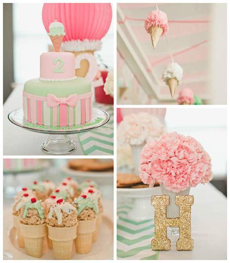 kara 39 s party ideas glamorous girl 1st birthday pastel themed birthday party via karas