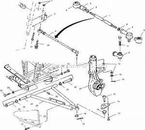 Polaris A00cd32ca Parts List And Diagram