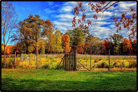 garden in fall farm garden in fall edward byrne paintography