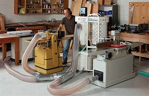 All About Dust Collection - FineWoodworking