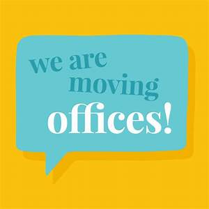 We are moving | The Agency Creative | 0161 941 4615