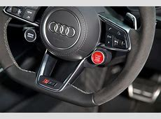 Audi TT RS interior Autocar