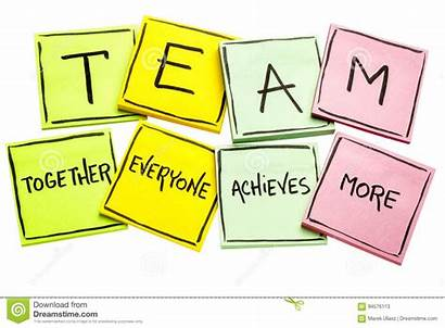Team Acronimo Nota Siglas Notas Appiccicose Insieme