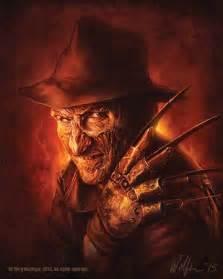 Freddy Krueger Canvas