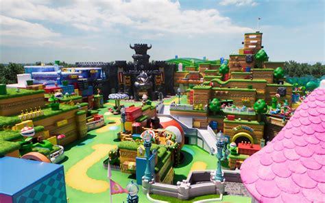 Super Nintendo World เปิดเว็บไซต์ให้เข้าไปทัวร์สวนสนุก ...
