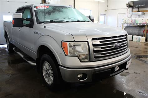 2013 Ford F 150 Ecoboost by Used 2013 Ford F 150 Lariat 3 5l 6 Cyl Ecoboost Automatic