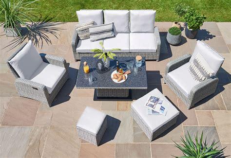 life hawaii lounge sofa garden furniture set yacht