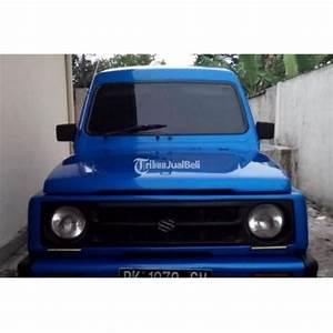 Mobil Suzuki Katana Gx Tahun 1994 Warna Biru Manual