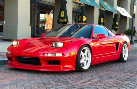 95 acura nsx this totaled 95 acura nsx to sell for at least 30 000