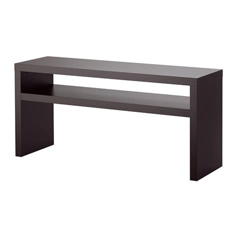 console bureau ikea lack sofa table ikea