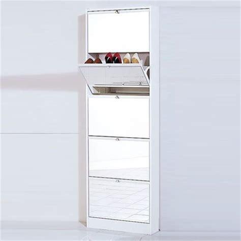 meuble 224 chaussures miroir maison