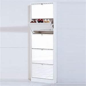 Ikea Meuble Chaussure Avec Miroir