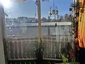 Balkon Windschutz Durchsichtig : haushaltstipps wind und regenschutz f r den balkon selber bauen ~ Markanthonyermac.com Haus und Dekorationen