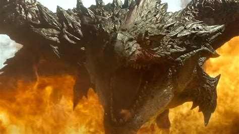 Monster Hunter Movie: Every Monster in the First Trailer ...