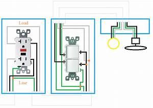 Double Rocker Switch Wiring