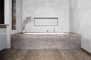 Tapeten Badezimmer Beispiele : wie kann ich meinen boden im bad gestalten ~ Markanthonyermac.com Haus und Dekorationen