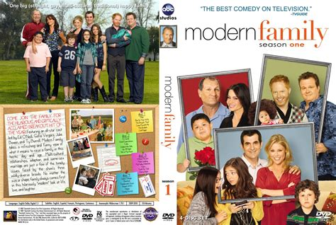modern family season 1 tv dvd custom covers mf s1