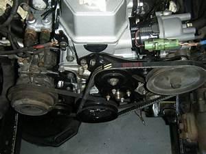 93 Pickup 22re Ac Compressor Bracket