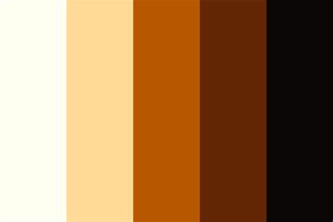 fox colors fox color palette