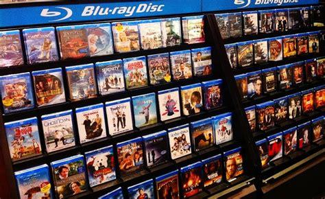 Falling Dvd & Bluray Sales, And An Era Passing  Den Of Geek