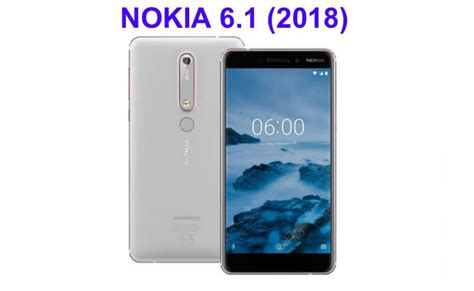 nokia 6 1 2018 price specification features review