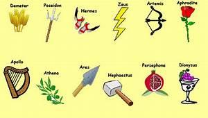 All Greek Gods - ThingLink