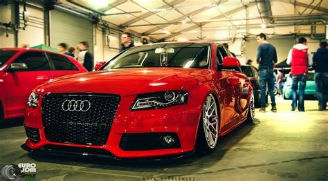 Audi A4 B8 Tuning (2)  Audi A4 Tuning Pinterest