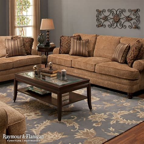 raymour and flanigan living room tables sofas for sale traditional chenille living room