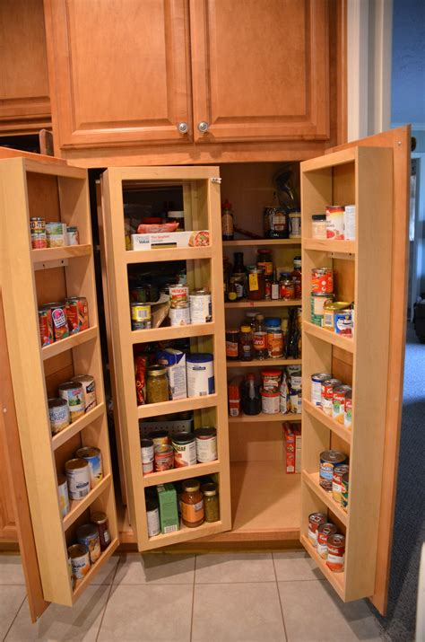 Food Pantry Cabinet by Pantry Cabinet Wood Pantry Cabinet With Corner