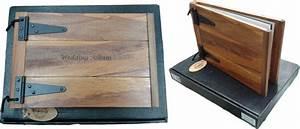 Wooden Photo Albums Scrapbooks