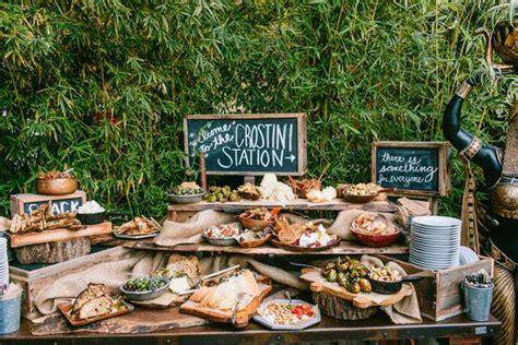 Top 30 Wedding Food Bars You'll Love