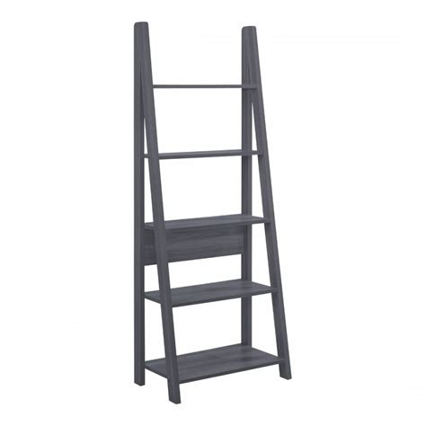 Ladder Bookcase Uk by Black Tiva Ladder Bookcase Brandalley