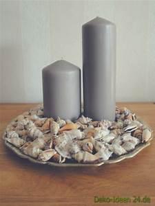 Deko Ideen Kerzen Im Glas : last minute muscheldeko deko blog ~ Bigdaddyawards.com Haus und Dekorationen