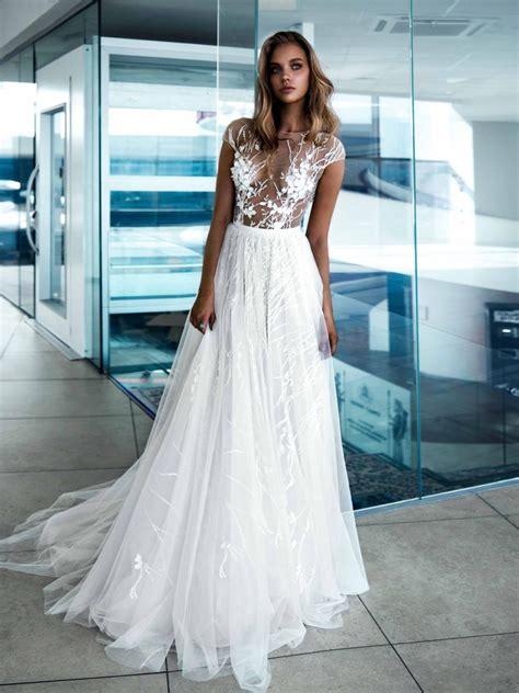 Красивые Свадебные Платья [2019] — Лучшие идеи образа невесты