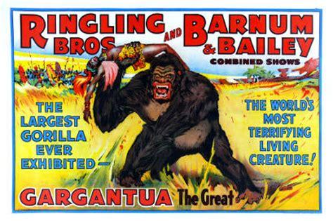 circus posters vintage ringling bros barnum  bailey