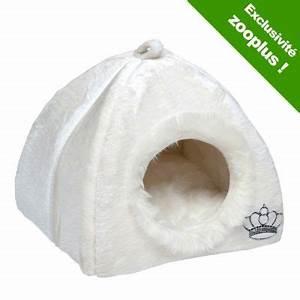 Niche Petit Chien : royal pet white niche pour chat et petit chien zooplus ~ Melissatoandfro.com Idées de Décoration