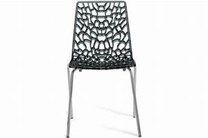 Chaise Grise Pas Cher : chaise design pas cher chaise transparente plexi chaise velours page 1 ~ Teatrodelosmanantiales.com Idées de Décoration