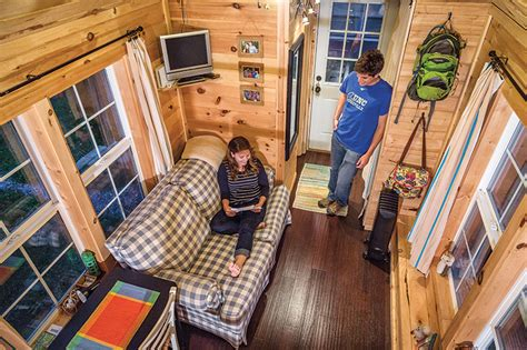 small houses to live in big dreams small houses unc asheville magazine
