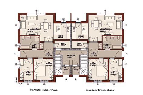 Mehrfamilienhaus Bauen Grundrisse
