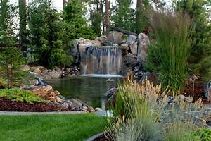 Gartengestaltung Kosten Beispiele : 91 ideen f r einen traumhaften wasserfall im garten ~ Markanthonyermac.com Haus und Dekorationen