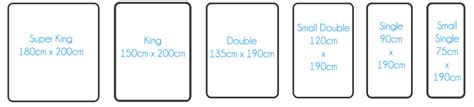 29670 size bed width mattress buying guide sleepopolis uk